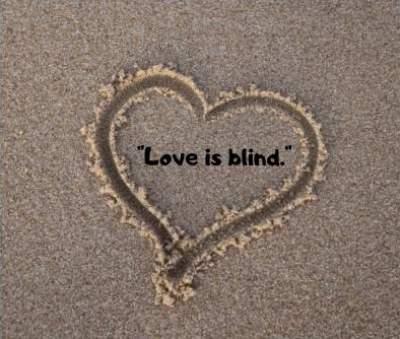 love is blind dp image