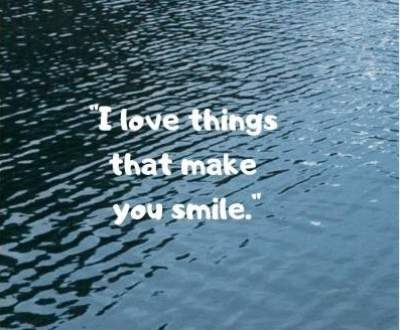 i love smile status quotes for fb and whatsapp