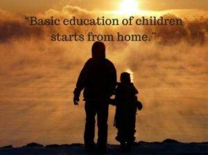 status on children