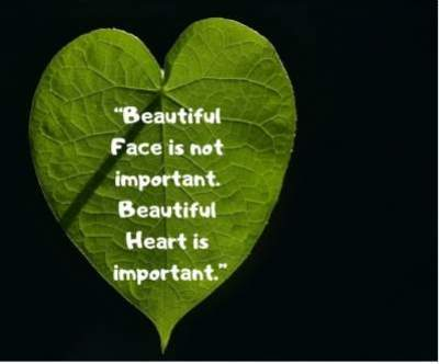 beautiful heart status quotes for fb and whatsapp