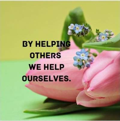 helping others quotes for whatsapp status