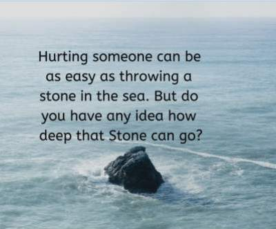 heart touching lines on hurt