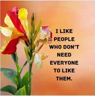 status on i like such people