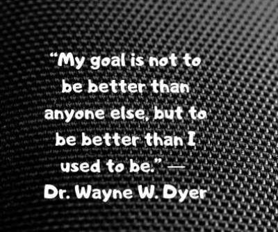 inspirational quotes on goals & achievement by Dr Wayne W. Dyer