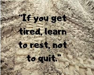 motivational quotes on don't quit