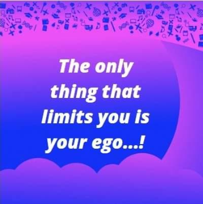 status quotes on ego
