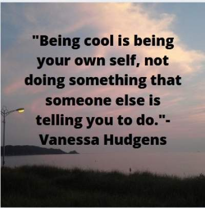being cool status quotes