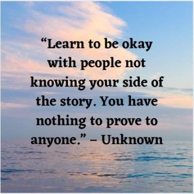being okay quotes and thoughts