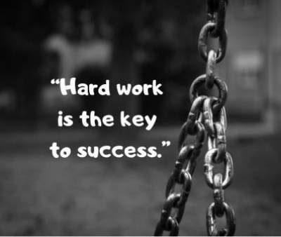 hard work success status quotes for fb and whatsapp