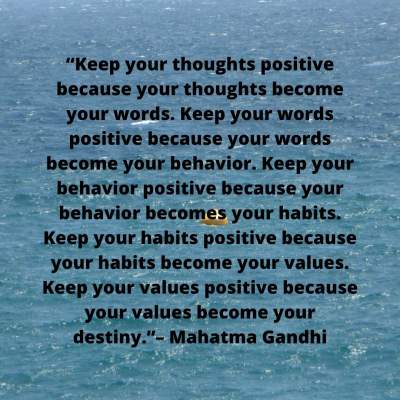 keep life positive quotes