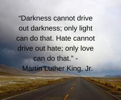 motivational positive quotes by Martin Luther King, Jr