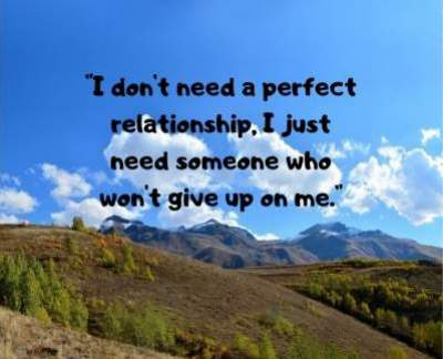 status quotes on perfect relationship for fb and whatsapp