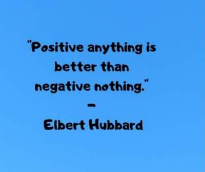 positive quotes on positive things