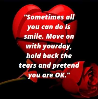 heal broken heart status quotes for whatsapp