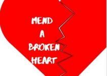 mend a broken heart status