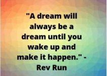motivational status quotes on dream