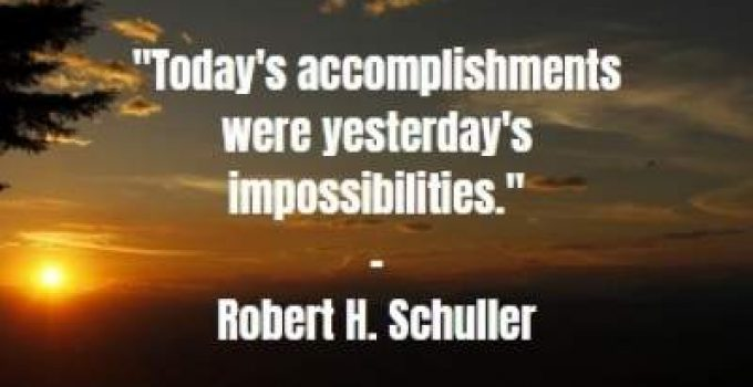 motivational quotes on accomplishments
