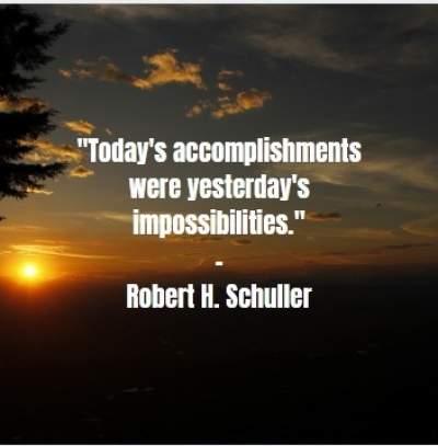 motivational quotes on accomplishments