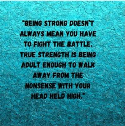 being strong quotes for motivation