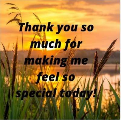 feeling special quotes for whatsapp status