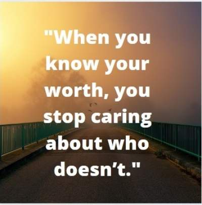 know your worth quotes for whatsapp status