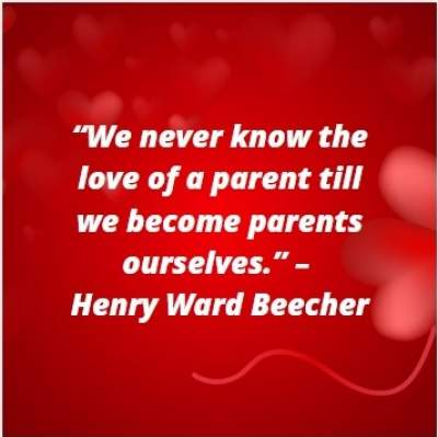 love of parents status quotes