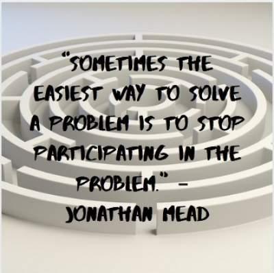 positive problem solving quotes