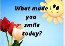 reason of smile status quotes