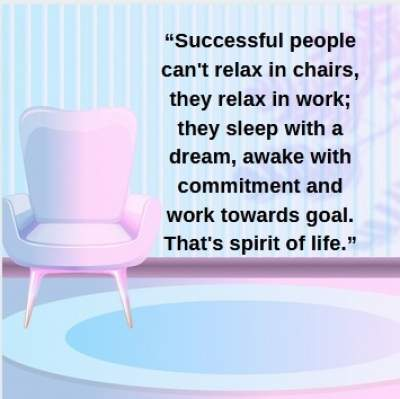 status quotes on successful people