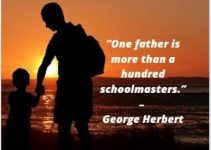 inspirational quotes on father with picture