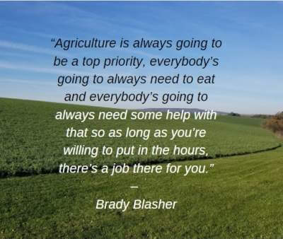 agriculture priority quotes