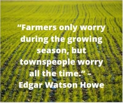 farmer life quotes