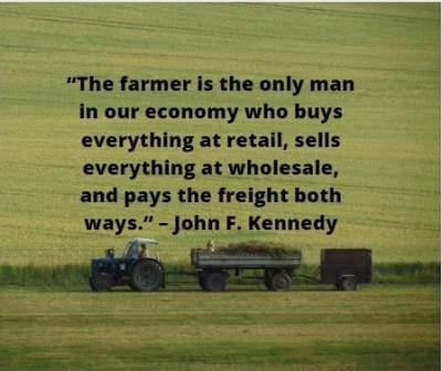 farmers economy quotes