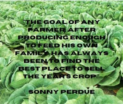 quotes on the goals of farmers