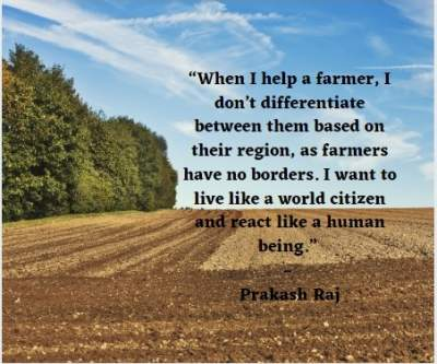 quotes on helping farmers
