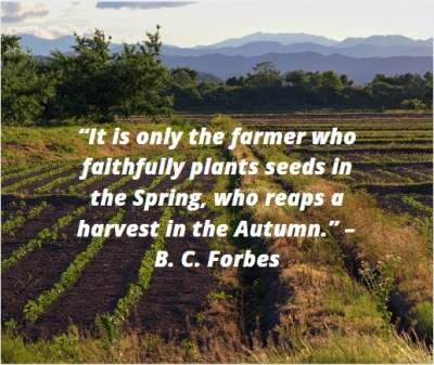 life of farmers quotes