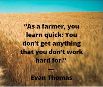quotes on farmers life