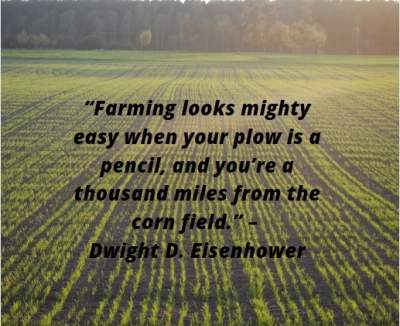 quotes on farming